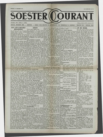 Soester Courant 1957-10-18