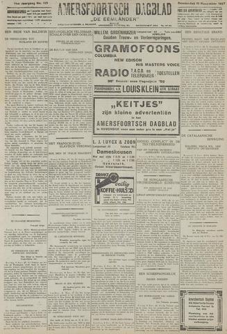 Amersfoortsch Dagblad / De Eemlander 1927-11-10
