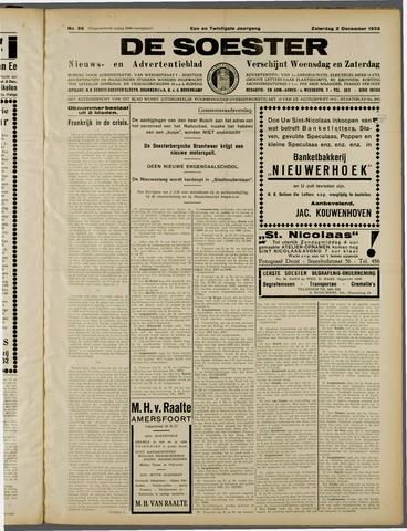 De Soester 1933-12-02