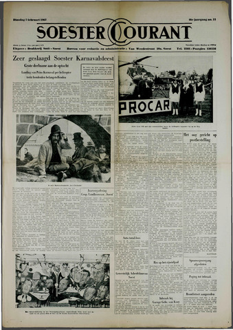 Soester Courant 1967-02-07