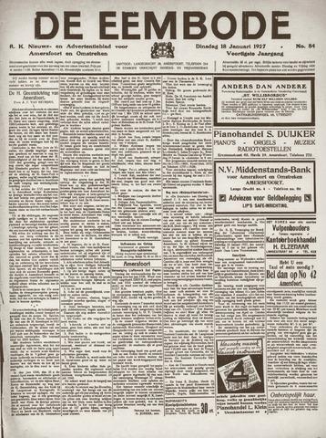 De Eembode 1927-01-18