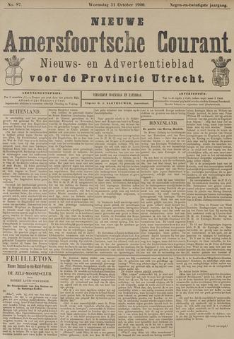 Nieuwe Amersfoortsche Courant 1900-10-31