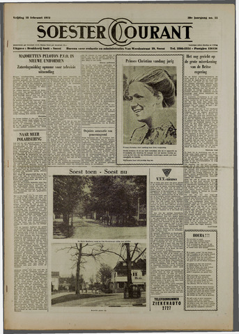 Soester Courant 1972-02-18