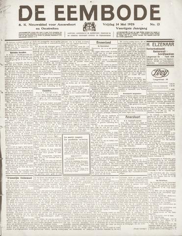 De Eembode 1926-05-14