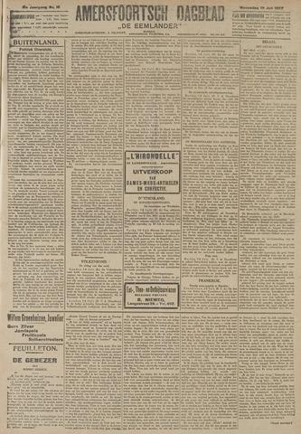 Amersfoortsch Dagblad / De Eemlander 1922-07-19