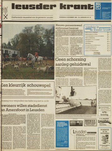Leusder Krant 1989-11-08