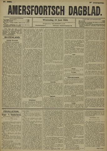 Amersfoortsch Dagblad 1909-06-23