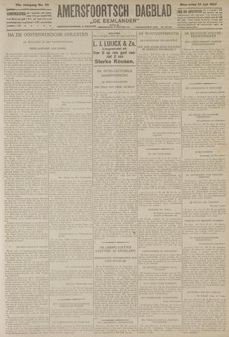 Amersfoortsch Dagblad / De Eemlander 1927-07-27