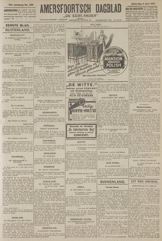 Amersfoortsch Dagblad / De Eemlander 1927-06-04