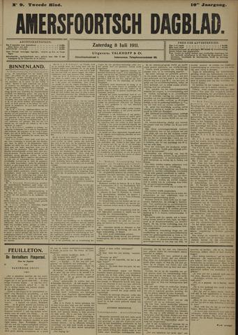 Amersfoortsch Dagblad 1911-07-08