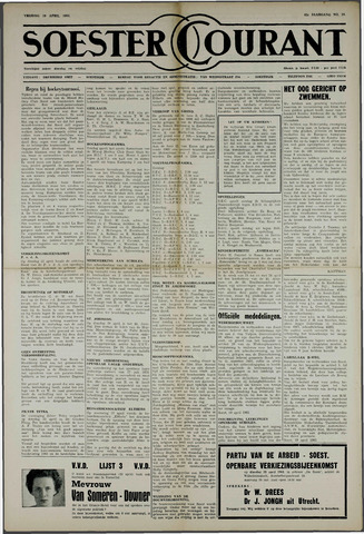 Soester Courant 1963-04-19