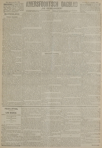 Amersfoortsch Dagblad / De Eemlander 1919-01-21