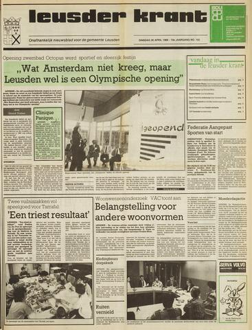 Leusder Krant 1988-04-26