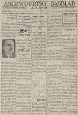 Amersfoortsch Dagblad / De Eemlander 1928-11-08