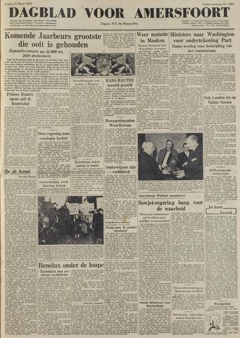 Dagblad voor Amersfoort 1949-03-25