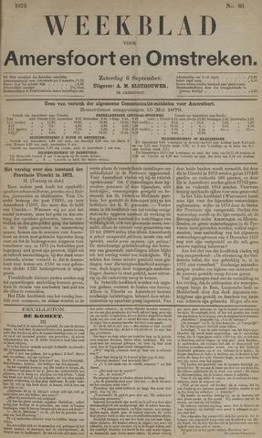 Weekblad voor Amersfoort en Omstreken 1873-09-06