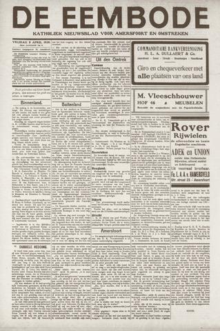 De Eembode 1920-04-09