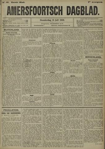 Amersfoortsch Dagblad 1908-07-16