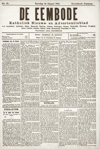 De Eembode 1904-01-30