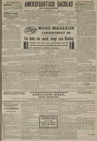 Amersfoortsch Dagblad / De Eemlander 1923-08-28