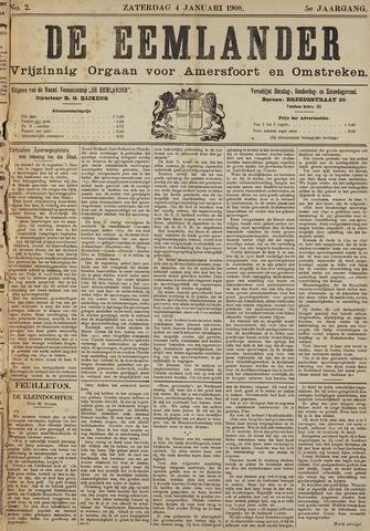De Eemlander 1908-01-04