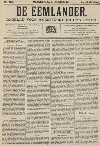 De Eemlander 1911-08-14