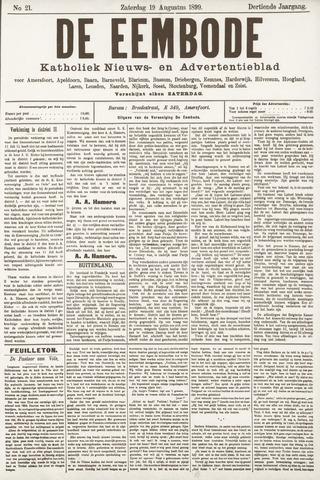 De Eembode 1899-08-19