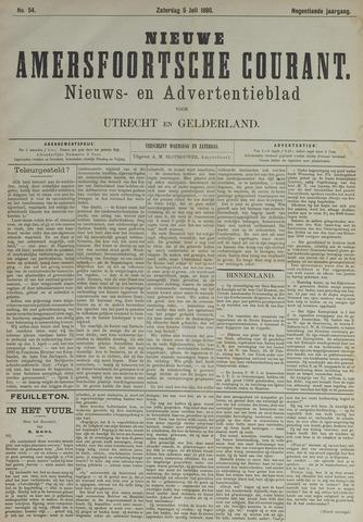 Nieuwe Amersfoortsche Courant 1890-07-05