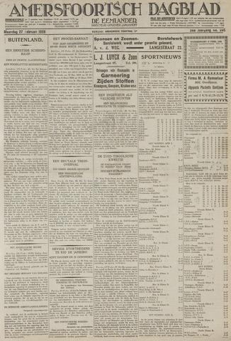 Amersfoortsch Dagblad / De Eemlander 1928-02-27
