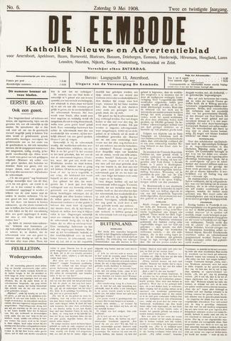 De Eembode 1908-05-09