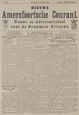 Nieuwe Amersfoortsche Courant 1910-08-03