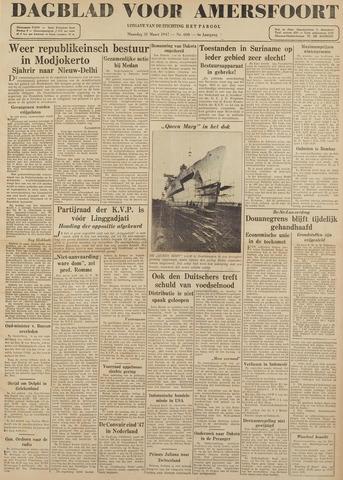 Dagblad voor Amersfoort 1947-03-31