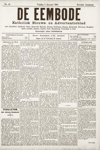 De Eembode 1894