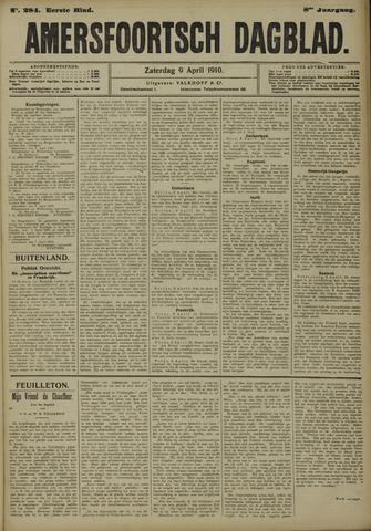 Amersfoortsch Dagblad 1910-04-09