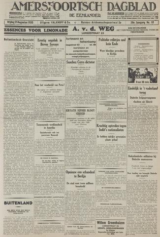 Amersfoortsch Dagblad / De Eemlander 1930-08-29