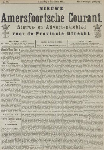 Nieuwe Amersfoortsche Courant 1897-09-01