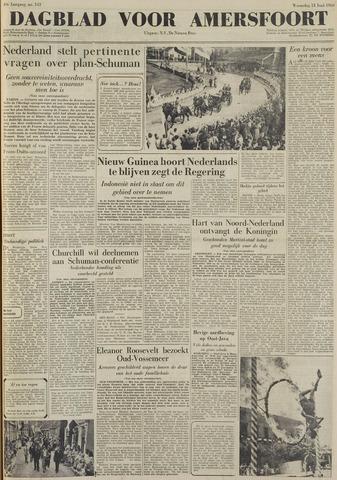 Dagblad voor Amersfoort 1950-06-21