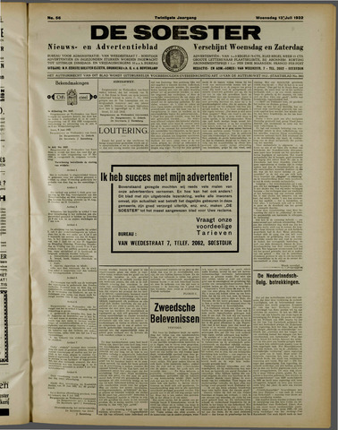 De Soester 1932-07-13