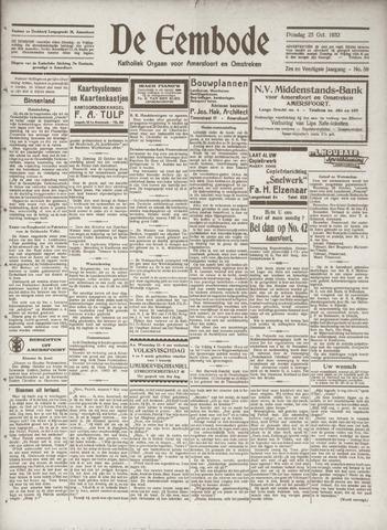 De Eembode 1932-10-25