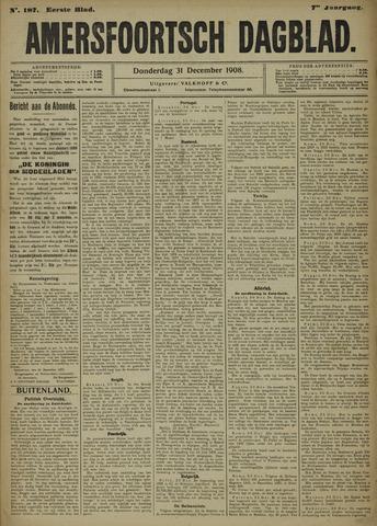 Amersfoortsch Dagblad 1908-12-31