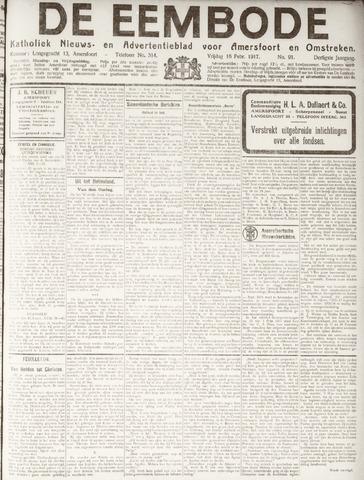 De Eembode 1917-02-16