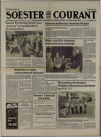Soester Courant 1977-10-20