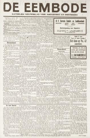 De Eembode 1921-09-02