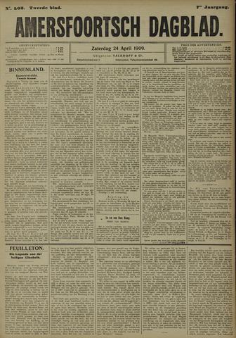 Amersfoortsch Dagblad 1909-04-24