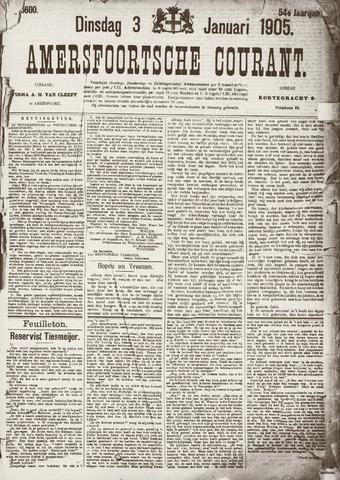 Amersfoortsche Courant 1905