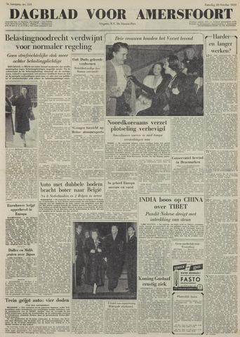 Dagblad voor Amersfoort 1950-10-28