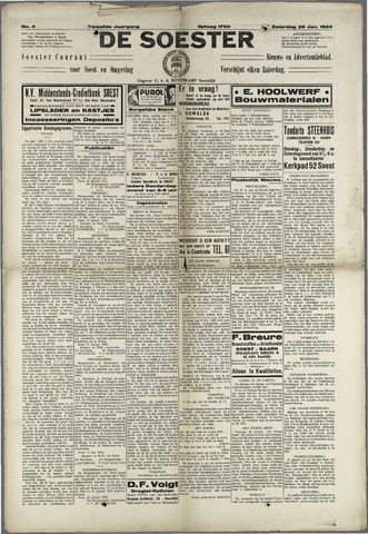 Soester Courant 1924-01-26