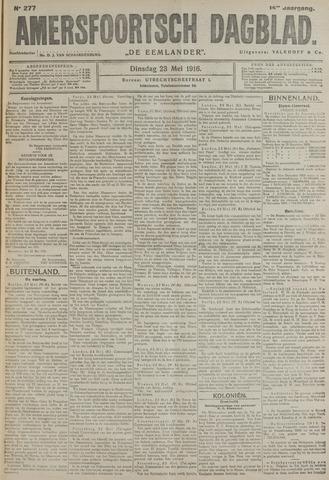 Amersfoortsch Dagblad / De Eemlander 1916-05-23