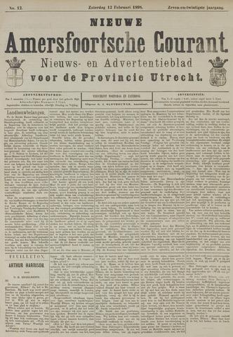 Nieuwe Amersfoortsche Courant 1898-02-12