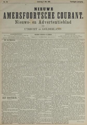 Nieuwe Amersfoortsche Courant 1891-05-02